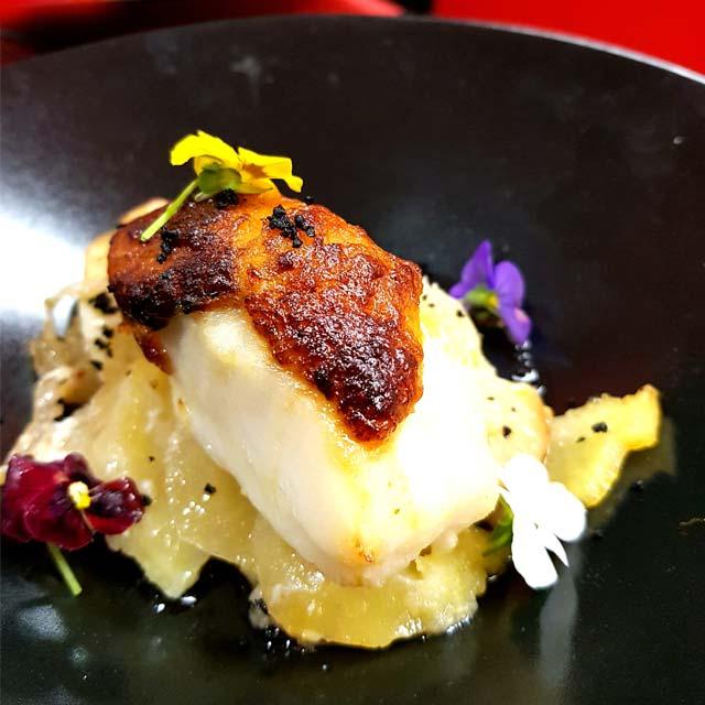 Merlucitos en tempura