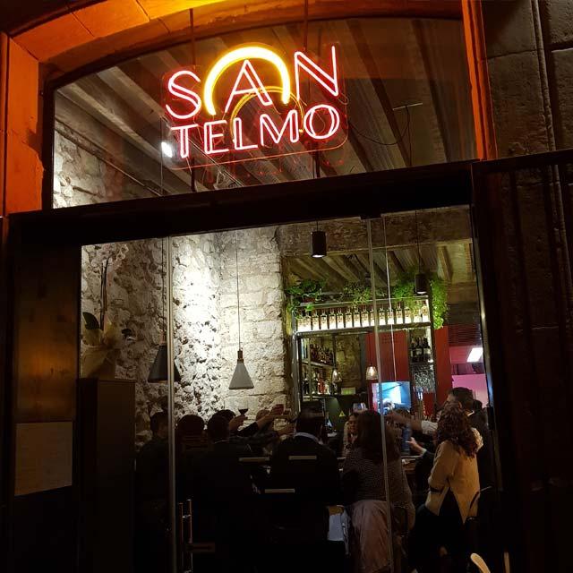 Restaurante gastro-bar San Telmo (Alicante)