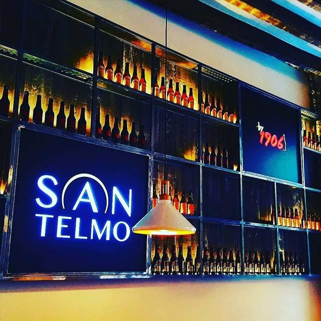 Restaurante gastro-bar San Telmo